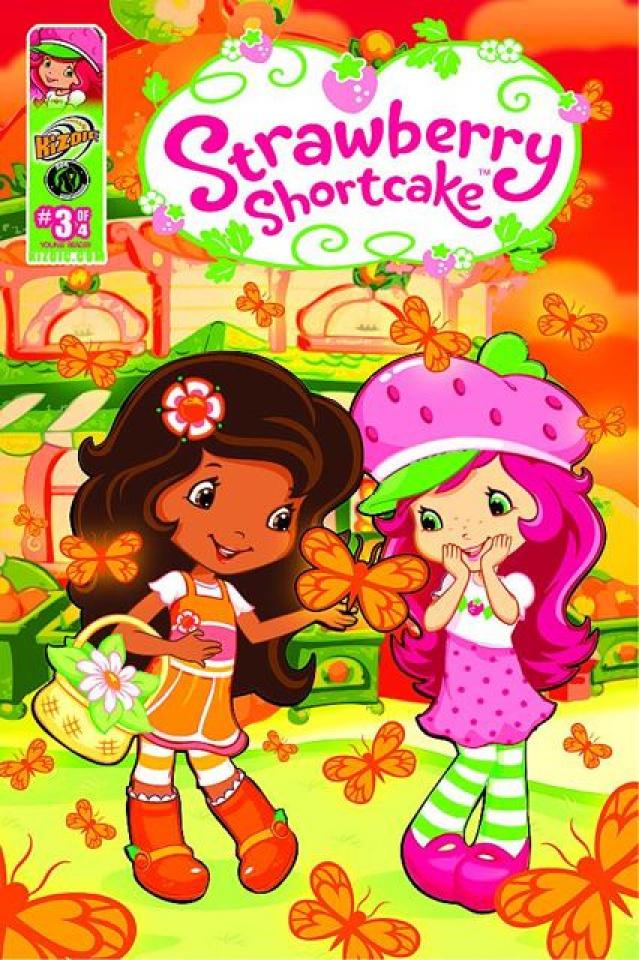 Strawberry Shortcake: Berry Fun #3