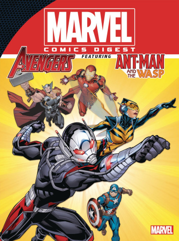 Marvel Comics Digest #7: Ant-Man