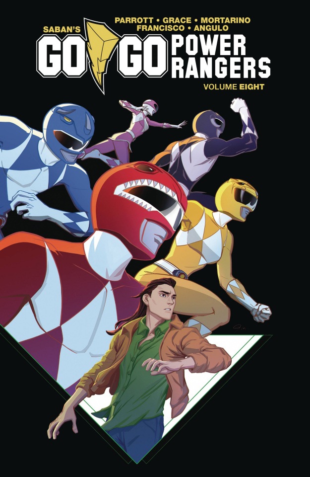 Go, Go, Power Rangers! Vol. 8