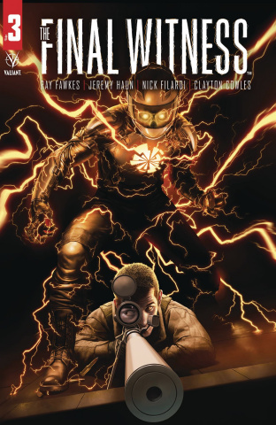 The Final Witness #3 (Rahzzah Cover)