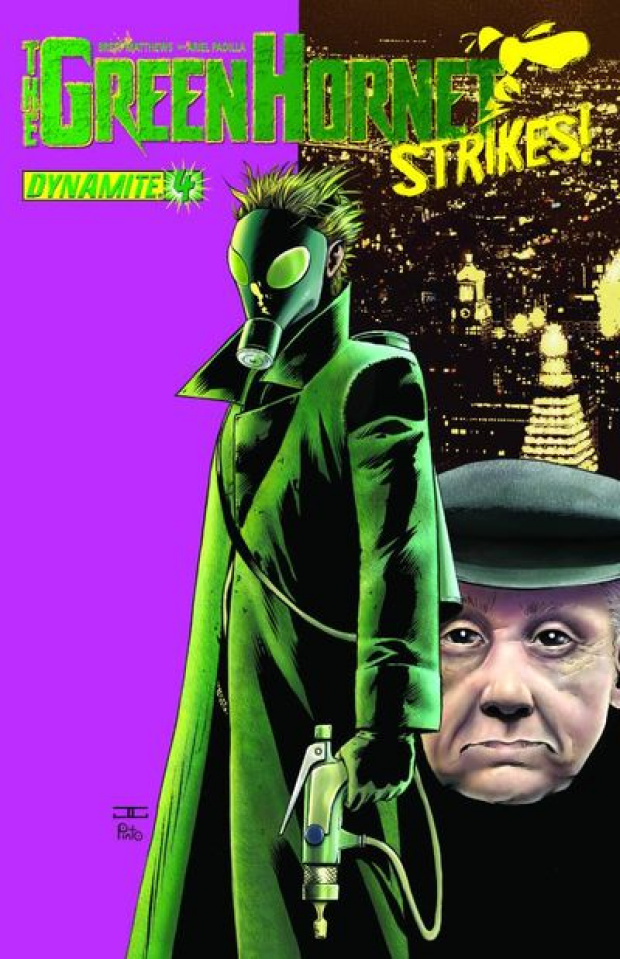 The Green Hornet Strikes #6