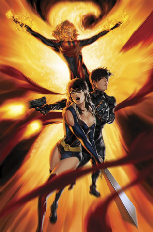 Grimm Fairy Tales #108 (Wimberly Cover)