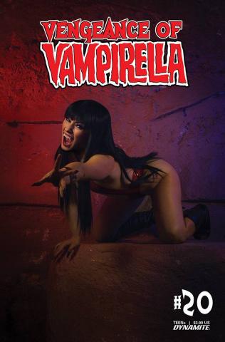 Vengeance of Vampirella #20 (Cosplay Cover)