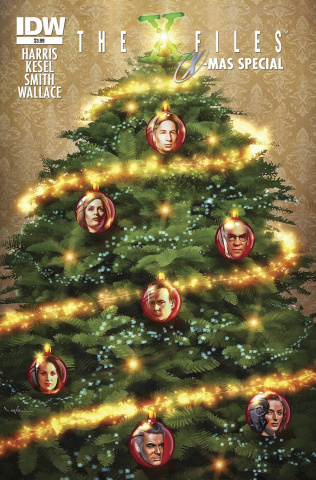 The X-Files X-Mas Special
