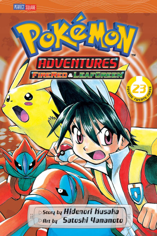Pokémon Adventures Vol. 23: FireRed & Leafgreen
