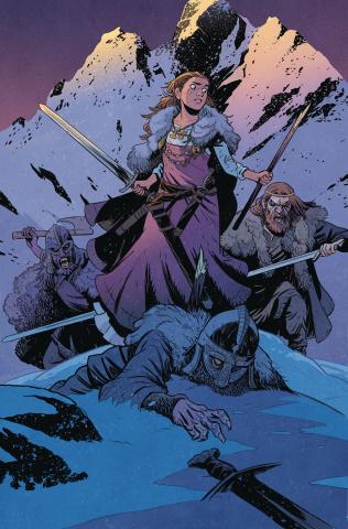 Buffy the Vampire Slayer #3 (Smith Cover)