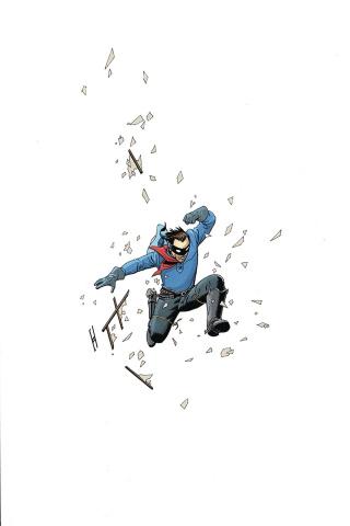 The Lone Ranger #3 (20 Copy Cassaday Virgin Cover)