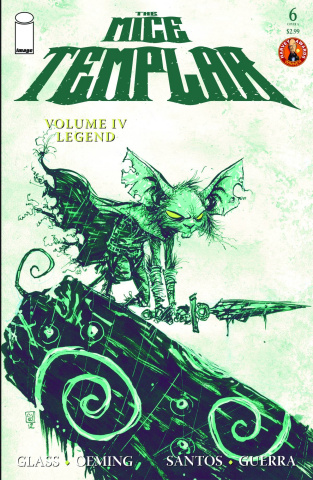 Mice Templar: The Legend #6 (Young Cover)