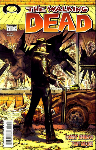 The Walking Dead #1 (Image Firsts)