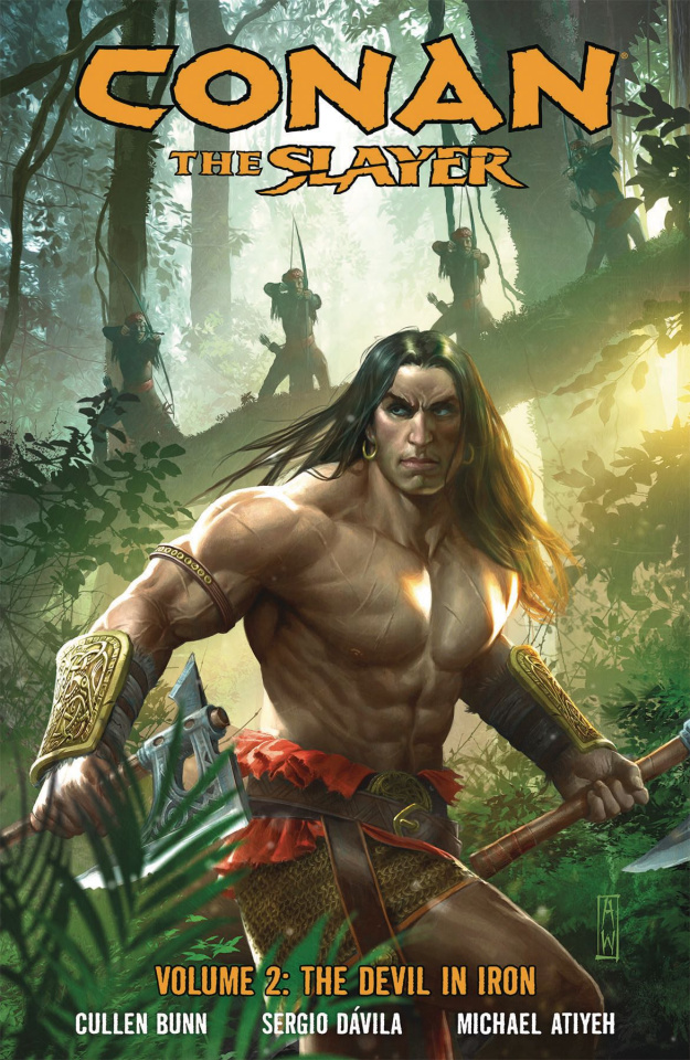 Conan the Slayer Vol. 2