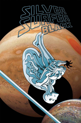 Silver Surfer: Black #2