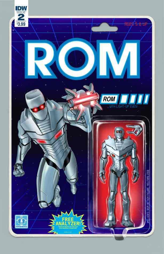 ROM #2 (Riches Subscription Cover)