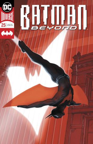 Batman Beyond #25 (Foil Cover)