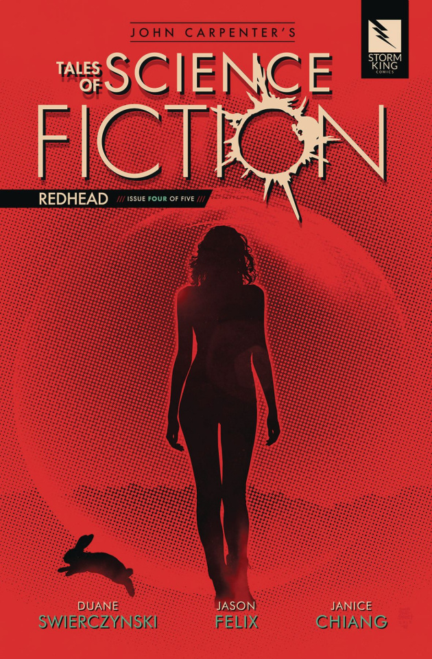Tales of Science Fiction: Redhead #4