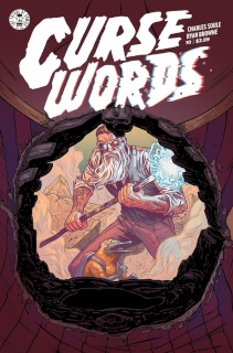 Curse Words #10 (Browne Cover)