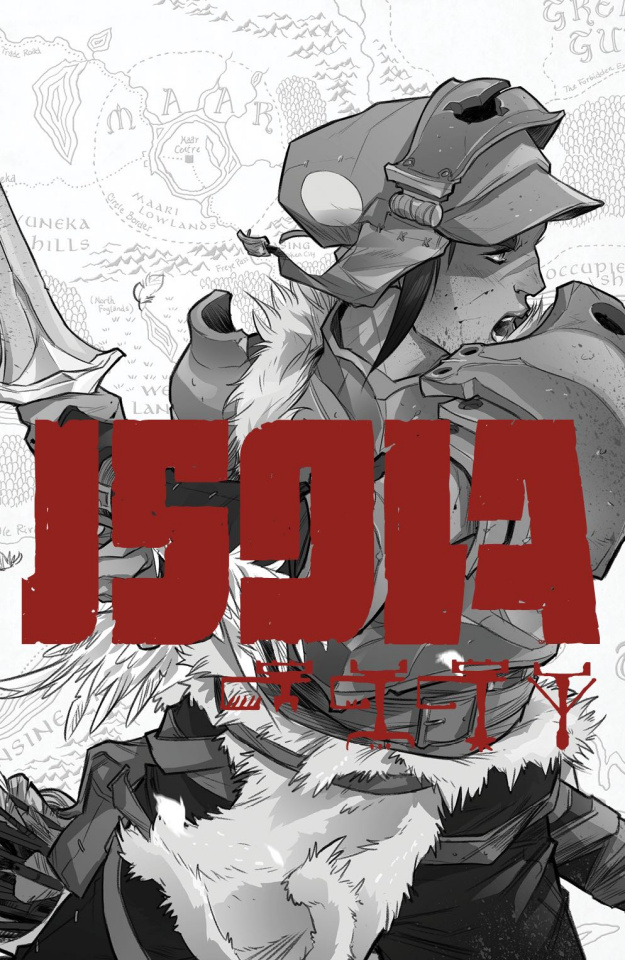 Isola #1 (2nd Printing)
