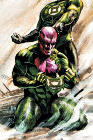 Flashpoint: Abin Sur, The Green Lantern #2