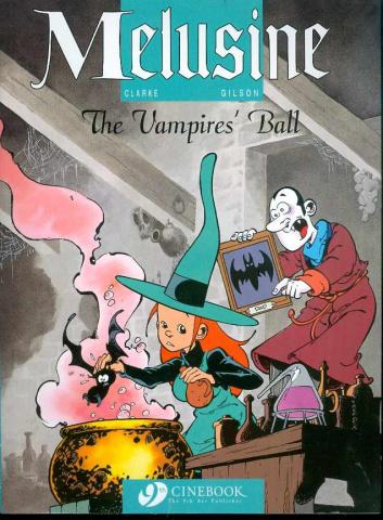 Melusine Vol. 3: The Vampire's Ball