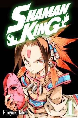 Shaman King Vol. 1 (Omnibus)