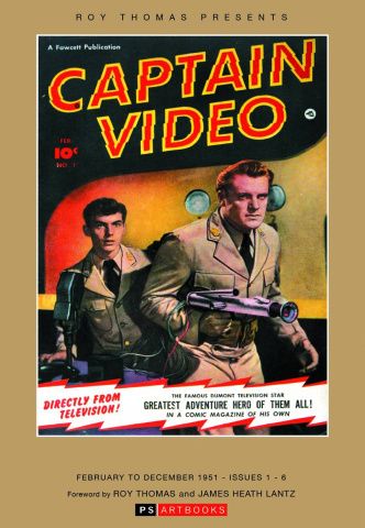 Captain Video Vol. 1