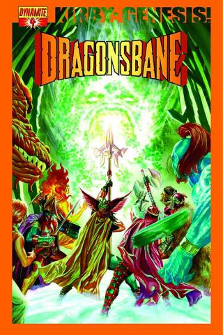 Kirby Genesis: Dragonsbane #4