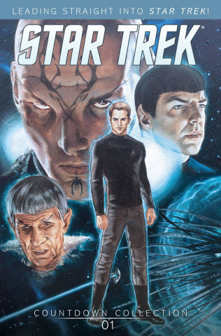 Star Trek: Countdown Collection Vol. 1
