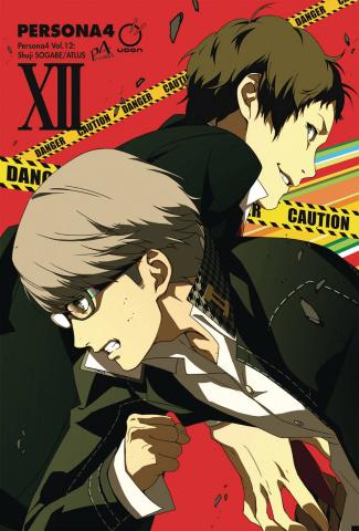 Persona 4 Vol. 12