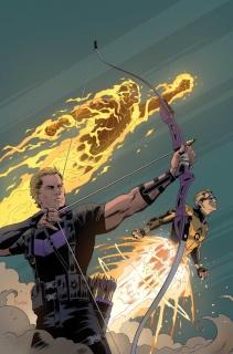 Avengers #5 (Rivera Cover)