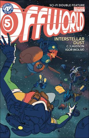 Offworld: Sci-Fi Double Feature #5
