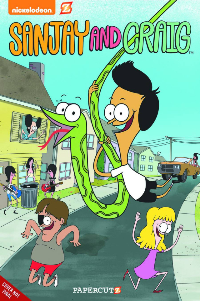Sanjay and Craig Vol. 1: Fight the Future With Flavor