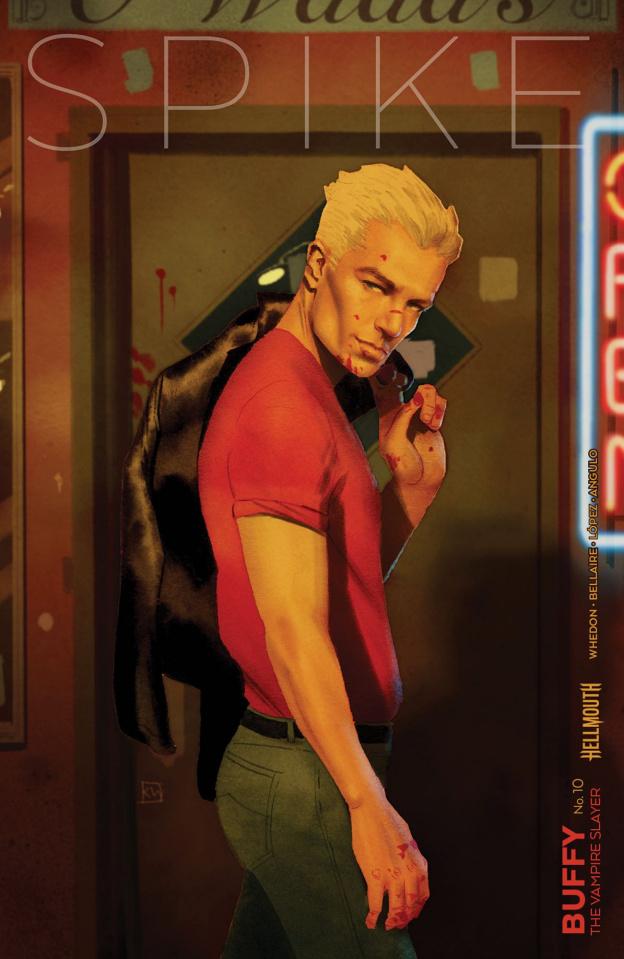 Buffy the Vampire Slayer #10 (Wada Cover)