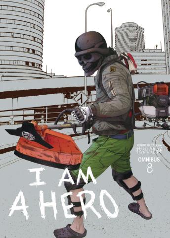 I am a Hero Vol. 8 (Omnibus)