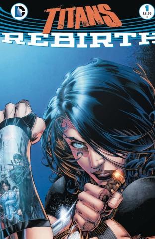 Titans: Rebirth #1