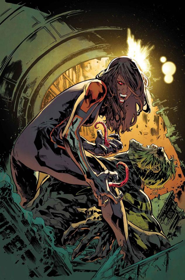 Uncanny X-Men #17: IvX