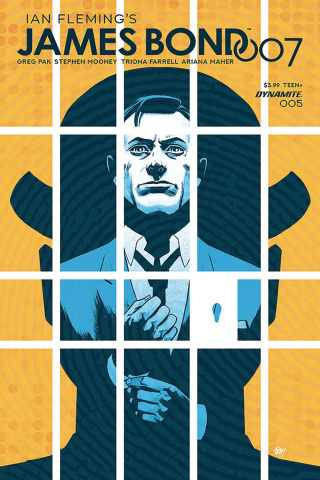James Bond: 007 #5 (Gorham Cover)