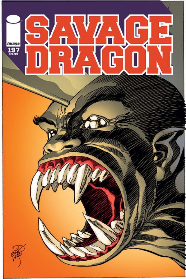 Savage Dragon #197
