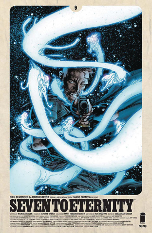Seven to Eternity #9 (Opena & Hollingsworth Cover)