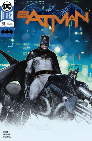 Batman #38 (Variant Cover)