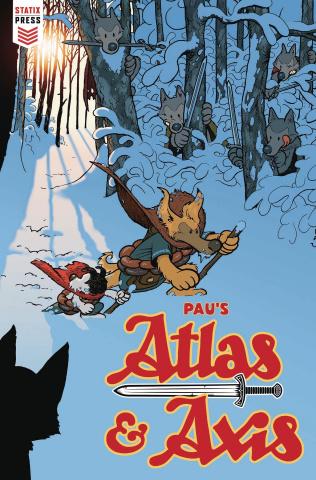 Atlas & Axis #4