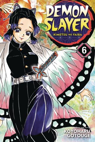 Demon Slayer: Kimetsu No Yaiba Vol. 6