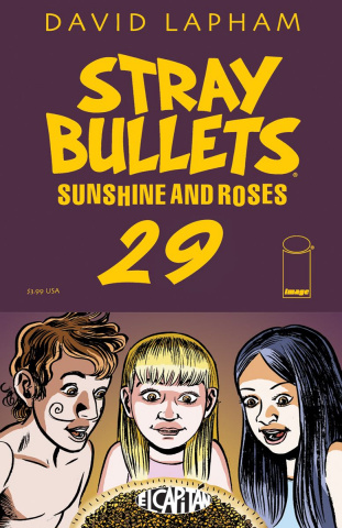 Stray Bullets: Sunshine and Roses #29
