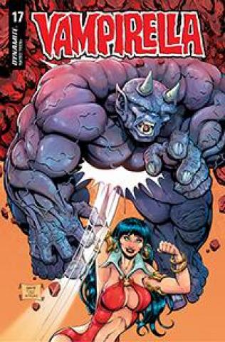 Vampirella #17 (7 Copy Robson Homage Cover)