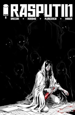 Rasputin #6 (Rossmo Cover)