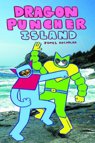 Dragon Puncher Book 2: Dragon Puncher Island