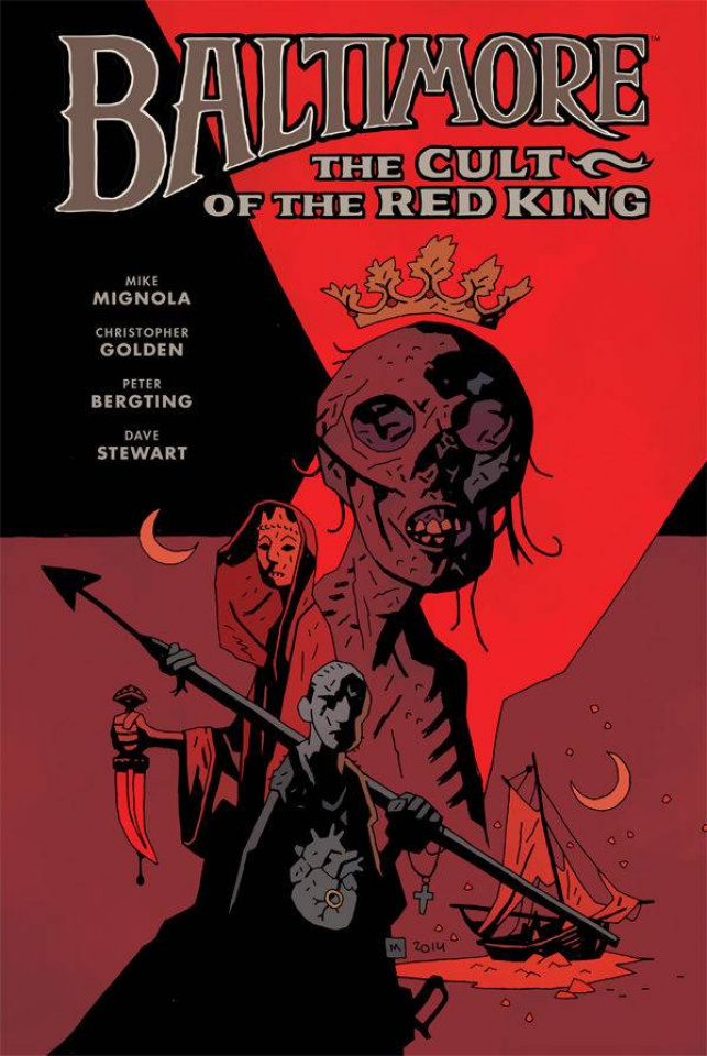 Baltimore Vol. 6: The Cult of the Red King