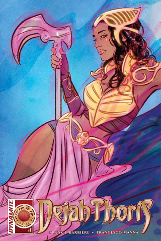 Dejah Thoris #1 (Lotay Cover)