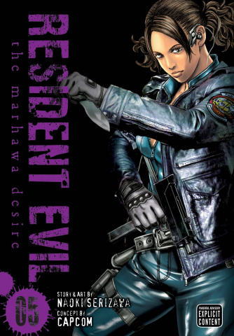 Resident Evil: The Marhawa Desire Vol. 5