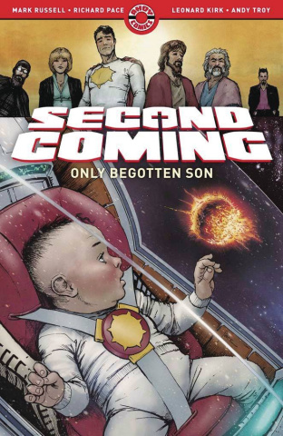 Second Coming: Only Begotten Son Vol. 2