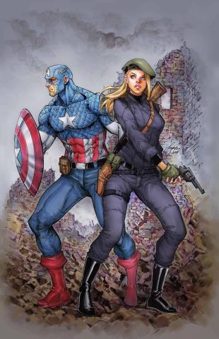 Peggy Carter: Agent of S.H.I.E.L.D. #1