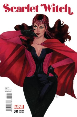 Scarlet Witch #1 (Variant Cover)